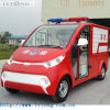 Hot Sell 2 Seats Electric Fire Fighting Truck