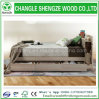 Professional Manufacture Bedroom Furniture with Drawer Wood Bed