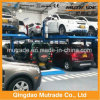 CE Garage Car Dealer 2 Deck Car Parking Lift