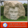 Carved Stone Statue with Famous Characters Sculptures