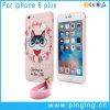 Silicone Cute Dog Mobile Cover for iPhone 6/6plus 7/7plus