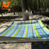 Solid Green Military Quilted Double Hammock Bed