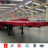 China New Tri Axle Trailer Transport Container