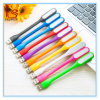 Promotional Gift Customized Flexible LED Night Lamp USB Comupter Mini Portable USB LED Light for Laptop Keyboard