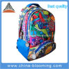 Multicolor Cartoon Durable Student Backpack Back to School Bag
