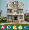 Easy Install and Discharge QSH Light Steel Structure Villa