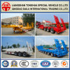 Customised Various Low Bed/Lowboy Semi Truck Trailer