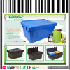 Solid Stackable Plastic Turnover Box