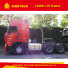 Sinotruk HOWO T7h 6X4 290-540HP Tractor Truck for Sale