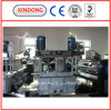 Double Die-Head Pelletizing Line (XL200-300)