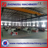 WPC/PVC Plastic Recycled Construction/Door/Floor/Furniture/Advertising/Decoration Crust Foam Board/Sheet Machine/Extruder