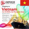 Sea Freight From Tianjin, Qingdao, Dalian, Xiamen to Da Nang, Hai Phong, Ho Chi Minh