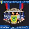 2014 Hot Sell Wholesale Lovely Design Car Souvenir Gift Medal