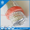 16kg/M3 Fiberglass Insulation Flexible Duct with Pink Color
