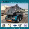 Best Price for Cimc 3 Axles Fuwa Axle Dump Trailer Hot Sell Philippines