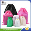 30X40 Promotional Laminated Fabric Non Woven Packing Shopping Drawstring Bags