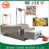 Onion Ring Frying Machine and Snack Food Frying Machine