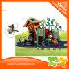Skew House Mini Outdoor Playground Plastic Slide for Kids