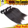 100% Unprocessed Blond Brazilian Hair Weft