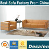 Factory Wholesaler Price Modern Office Leather Sofa (9026#)