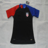2016/2017 USA Away Black Soccer Jerseys