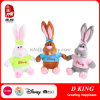 Soft Toy Rabbit Plush Bunny Toy for Easter Toy Stuffed