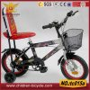"20"" Black Kids Bike with Rear Back and Basket"