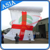 Helium Stadium Banner, Helium Balloon Advertising with Hanging Banner& Logo Printings