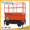 12meter Portable Hydraulic Scissor Car Lift for Aerial Work