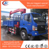 Foton Forland 4X2 4X4 Rhd Truck Mounted 2-5tons XCMG Crane