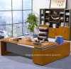 Big Size Office Furniture Square Design Modern Executive Table (HX-NCD193)