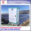 360V-600VDC Input Sine Wave Power Inverter with AC Bypass Input
