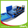 2016 Factory Price Trampoline Park Indoor Commercial Trampoline Park Builder