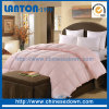 China Alibaba Wholesale Polyester Fabric Elegant Goose Down Filled Quilt