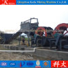 Keda Wheel Sand Washer for Sea Sand