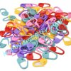Knitting Tools 22mm Cute Colored Plastic Stitch Marker