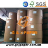 A2 Size Coated White Paper Roll for Color Card Printing