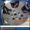 Trapezoid Metal Diamond Concrete Grinding Pad Scraper for Floor Grinder