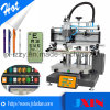 High Efficiency Flat Bed Screen Printing Machine Printer