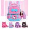 Bw-K253 Hot-Selling Italy-Market Backpack Bag Cute Design Lint School Bag