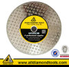 Gushi Electroplated Diamond Saw Blade for Cutting Marble Granite
