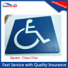 Wheelchair Symbol Sign, Plastic Ada Signages with Wheelchair