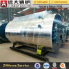 Industrial Horizontal Wns Oil /Gas Fired Output Steam Food Boiler