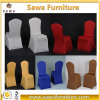 Customized Metalic Spandex Chair Cover Factory Supply