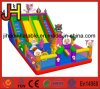 Happy Pleasant Goat Inflatable Fun City Slide Castle for Amusement Park
