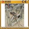 Jinlong Hanging Exhaust Fan/New Direct Drive Type/Ce Certificate (JLF(E)-1100/1220/1380)