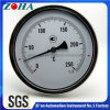 Stainless Steel Bimetallic Thermometer with Back or Bottom or Universal Connection