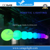 Stage Lighting Colorful LED Lift Ball Light for Night Club
