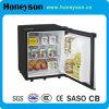 46L Black Semiconductor Mini Refrigerator with Lock for Hotel