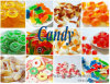 Multi-Function Candy Pouch Packing Machinery / Food Packing Machine